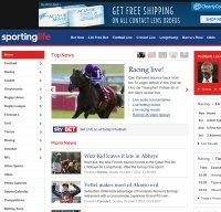 sportinglife.com screenshot