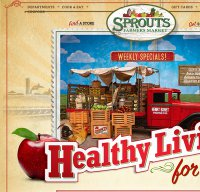 sprouts.com screenshot
