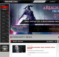 square-enix.com screenshot