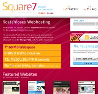 square7.ch screenshot