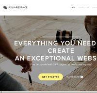 squarespace.com screenshot