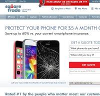 squaretrade.com screenshot
