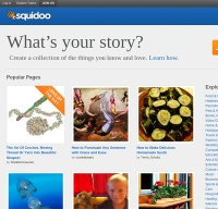 squidoo.com screenshot