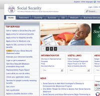 ssa.gov screenshot