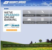 ssfcu.org screenshot