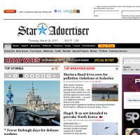 staradvertiser.com screenshot