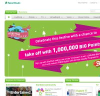 starhub.com screenshot