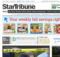 startribune.com screenshot
