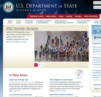 state.gov screenshot