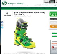 steepandcheap.com screenshot