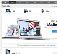 store.apple.com screenshot