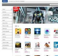 store.ovi.com screenshot