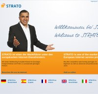 strato.com screenshot
