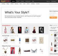 stylehive.com screenshot