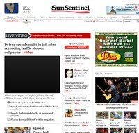 sun-sentinel.com screenshot