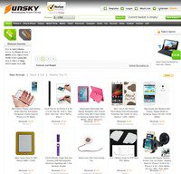 sunsky-online.com screenshot