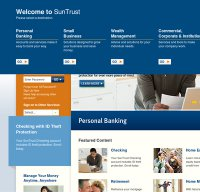 suntrust.com screenshot