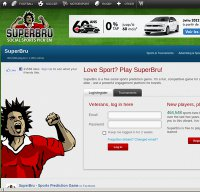superbru.com screenshot