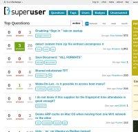 superuser.com screenshot
