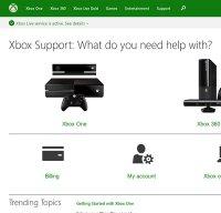 Xbox Xom