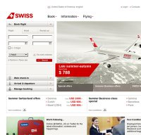 swiss.com screenshot