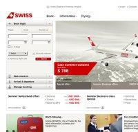 swiss.com screenshot