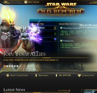 swtor.com screenshot