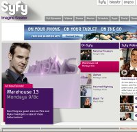 syfy.com screenshot