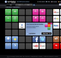 symbaloo.com screenshot