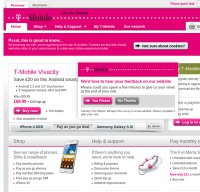 t-mobile.co.uk screenshot