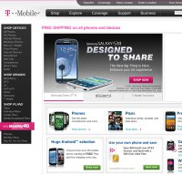 t-mobile.com screenshot