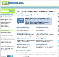 talkenglish.com screenshot