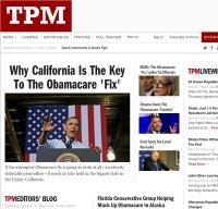 talkingpointsmemo.com screenshot
