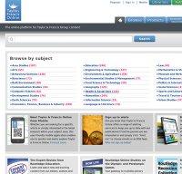 tandfonline.com screenshot