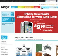tanga.com screenshot