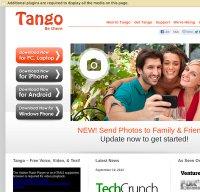 tango.me screenshot