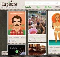 tapiture.com screenshot