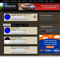 tappedout.net screenshot