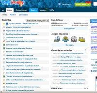 taringa.net screenshot