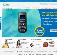tataindicom.com screenshot