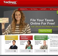 taxslayer.com screenshot