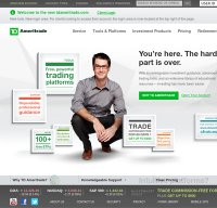 tdameritrade.com screenshot