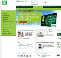 tdcanadatrust.com screenshot