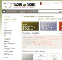 teacherspayteachers.com screenshot