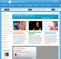 teambeachbody.com screenshot