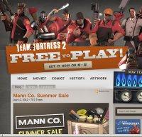 teamfortress.com screenshot