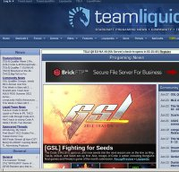 teamliquid.net screenshot