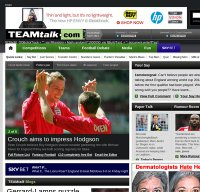 teamtalk.com screenshot