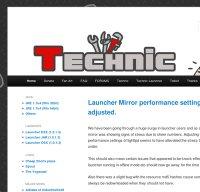 technicpack.net screenshot