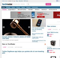 techradar.com screenshot